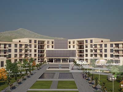 New Khujirt Resort